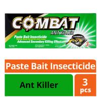 Combat Paste Bait Insecticide - Ant Killer 3 per pack