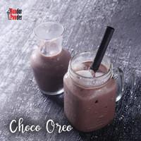 Bubuk Choco Oreo MIX Gula 1kg - Serbuk Minuman Thai Tea Coklat