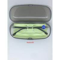 Kacamata Baca + Plus Anti Blue Ray Pria dan Wanita +1.00 - +4.00 - +1.