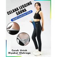 Celana Legging Sauna / Bakar Lemak 3x Lipat!