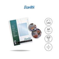 Bantex Clear Sleeve Photocard Collector Pocket A4 9P