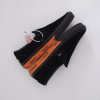 Sepatu Vans hitam coklat Premium
