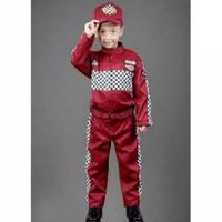 New Baju Profesi Pembalap Anak Pal Rokunashifashop