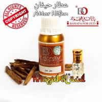 Minyak Wangi Attar Hifan Banafa For Oud Asli Arab Saudi