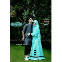 Gamis Anggun Syar'i Merek Zahida
