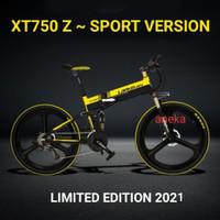 Lankeleisi XT750 - SPORT Version - Upgrade 2020 - Sepeda Listrik