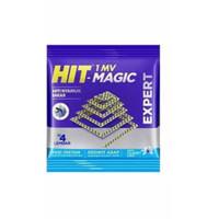 Hit Magic Piramida Expert - Obat Nyamuk Bakar Isi 4'S 4S Classic Lily