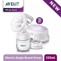 AVENT Philips Single Electric Breast Pump - SCF332/31
