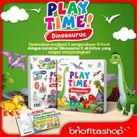 Buku Bacaan Anak Play Time Dinosaurus