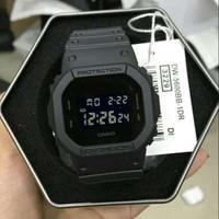 Jam Tangan Pria Digital Anti Air G-Shock Casio DW 5600 GS Full Black