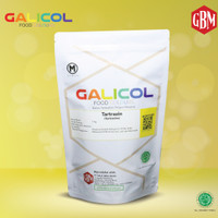 Pewarna Makanan Tartrazin Merk Galicol CI 19140 - Packaging 1Kg