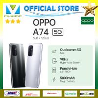 OPPO A74 5G | OPPO A74 RAM 6/128 GB GARANSI RESMI