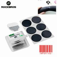 ROCKBROS Tire Repair Kit Peralatan Tambal Ban Sepeda Portable