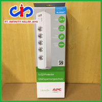 APC Surge Protector PM5GR PM5-GR 5 outlet / soket stop kontak