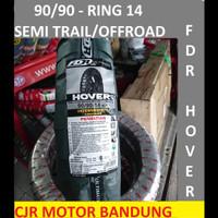 Ban Semi Offroad FDR HOVER 90/90 ring 14 motor matic mio beat vario