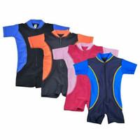 Baju Renang Diving Beby Untuk Cewe/Cowo Merk Silver Bahan Lycra Super