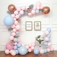 Balon Latex 18 inch Doff / Metalik / Macaroon / Balon jumbo