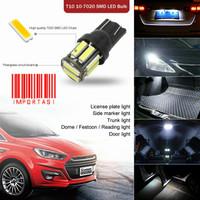 Lampu LED T10 5 Titik Super Terang Mobil Motor Senja Kota Rem Xenon