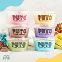 Puding Puyo Silky Desserts 1/2 Lusin (6 pcs)