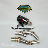 Knalpot AUSTIN RACING Ninja 250 fi karbu RR mono R25 CBR250RR CBR 150R