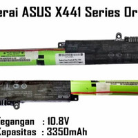 Baterai Laptop Asus X441 X441U X441S X441B X441M X441N Original