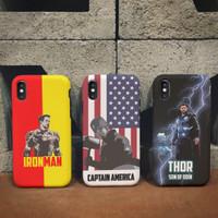 Hardcase / Softcase Marvel Avengers