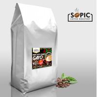 Bubuk kopi Arabika Gayo 100 ℅ Murni tanpa campuran 500 gr