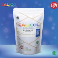 Pewarna Makanan Biru Berlian FCF Merk Galicol CI 42090 - Packaging 1Kg