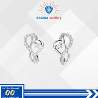 New Produck Anting cantik berlian asli diamond eropa a3