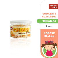 Pureeland Cheese Flakes / MPASI Bayi Organik / Bumbu MPASI / Bahan MPA