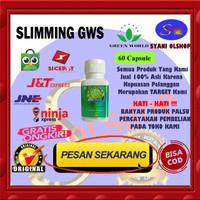 Green World Slimming GWS - Pelangsing -
