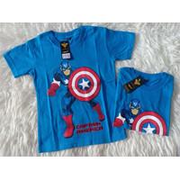 Kaos anak Kapten amerika