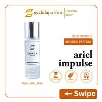 Syakila Parfum Ariel Impulse - inspired - Parfum Pria   Parfum Cowok - 25 ml
