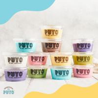 Puding Puyo Silky Desserts Paket 1 lusin (12 pcs)