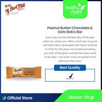 Bob's Red Mill Peanut Butter Chocolate & Oats Bob's Bar 50gr