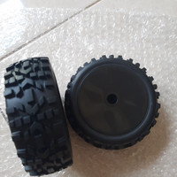 BAN BUGGY 1/8 SOFT RUBBER TYPE HEX 17MM