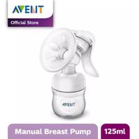 Philips Avent Comfort Manual Breast Pump - Putih - SCF330/20