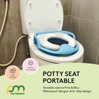 Potty Training Seat Bayi / Pispot Toilet Training Anak /Dudukan Closet