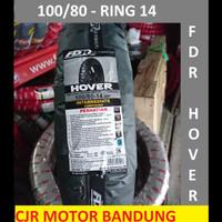 Ban Semi Offroad FDR HOVER 100/80 ring 14 motor matic mio beat vario