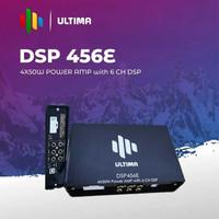 Ultima DSP Amplifier 456E Car Audio Digital Signal Processor & Amps