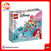 LEGO DISNEY - 43176 - Ariel's Storybook Adventures