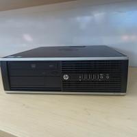 Pc hp desktop compaq elite 8200 Sff Pentium G630-640 4gb 250gb dvd