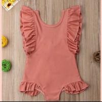 Baju Renang Anak Bayi 1-5thn Import Swimsuit Bikini Swimming Suit