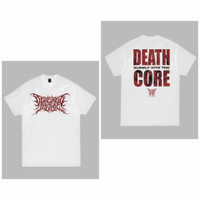 T-shirt Revenge The Fate (RTF) - DC White