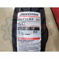 Ban Bridgestone Battlax SC 140/70 - 13 140/70 13 yamaha nmax