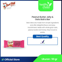 Bob's Red Mill Peanut Butter Jelly & Oats Bob's Bar 50 gr