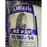 Ban Mizzle MZ 028 90/80 Ring 14, Tube Type