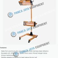 Infrared Curing Lamp FY-2A