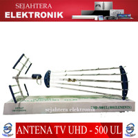 Antena TV Outdoor Type 500 UL Jernih Antena Luar sejahtera elektronik