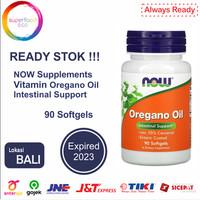 Now Vitamin Oregano Oil - 90 Softgels